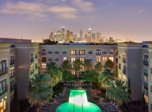 AMLI City Vista In Downtown Houston